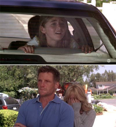 5. Before he and Lynette were together on Desperate Housewives, Tom found out he had a daughter.