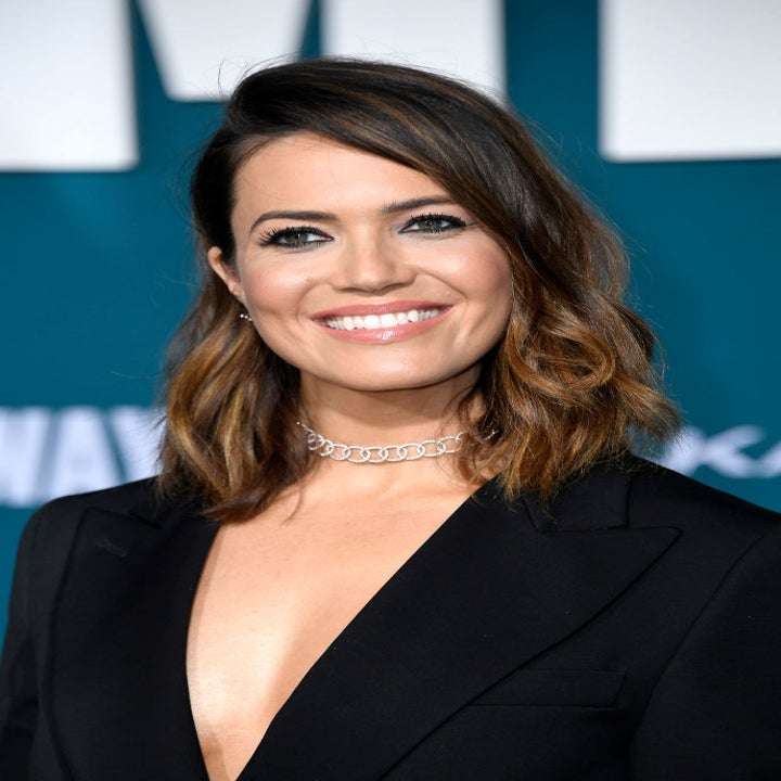 Actor and singer Mandy Moore