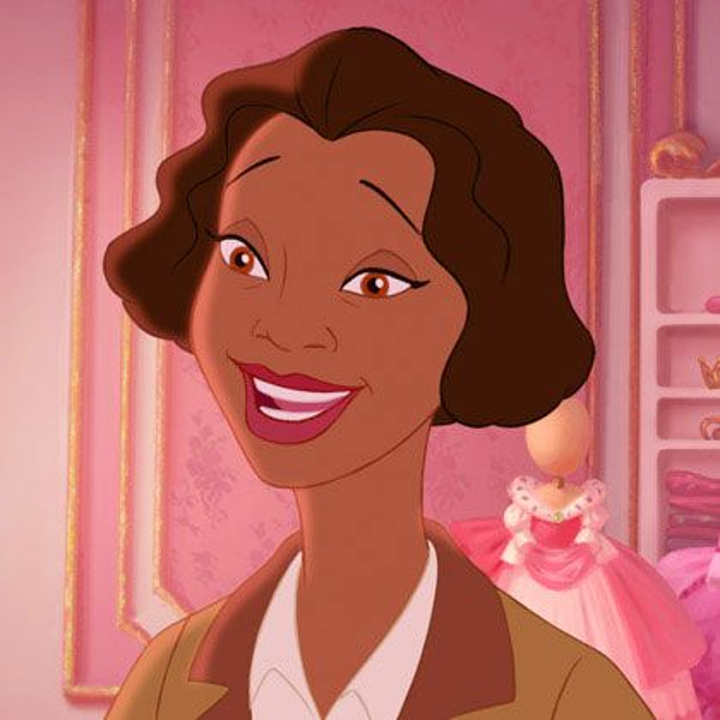 """Eudora from """"The Prince"""""""