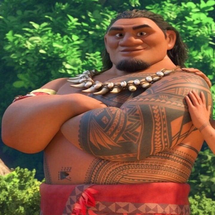 """Chief Tui from """"Moana"""""""