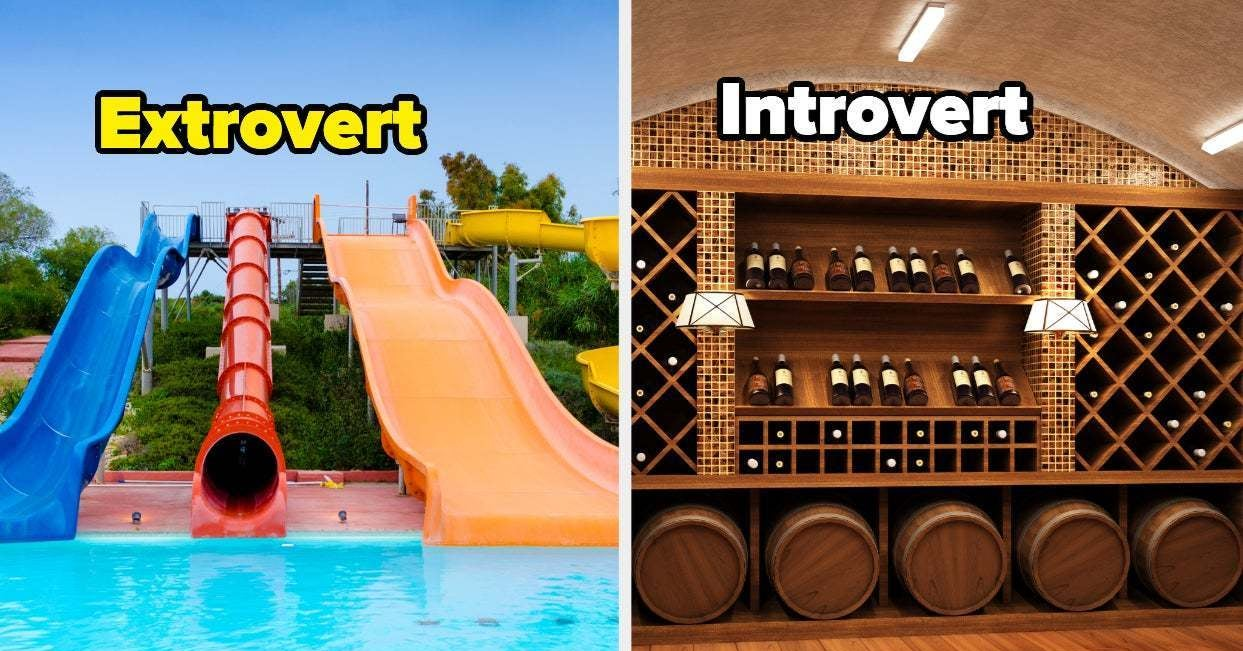 We Know If You're An Extrovert, Introvert, Or Ambivert Based On The Add-Ons You'd Add To Your Mansion