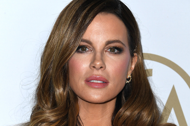 """Kate Beckinsale Perfectly Responded To Someone Asking Why She """"Dates Guys That Could Be Her Children"""""""