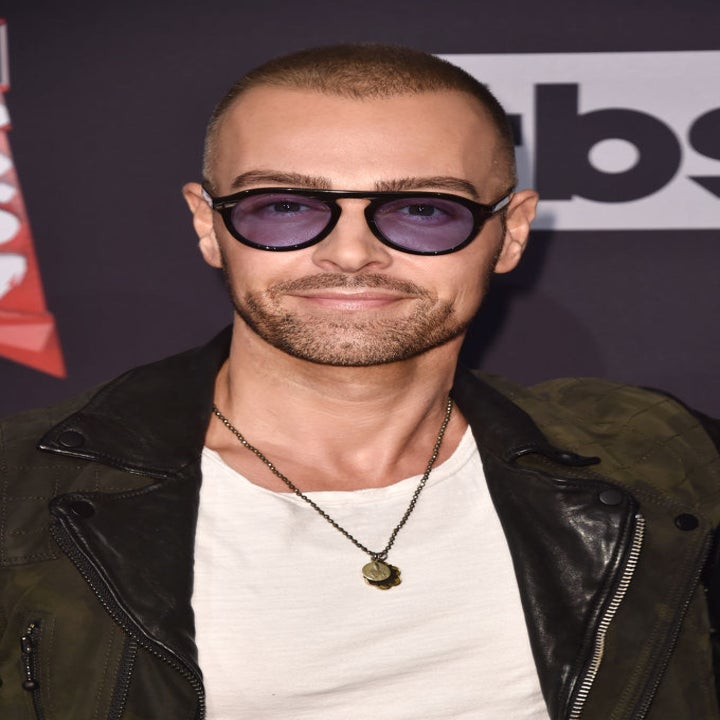 Actor and musician Joey Lawrence