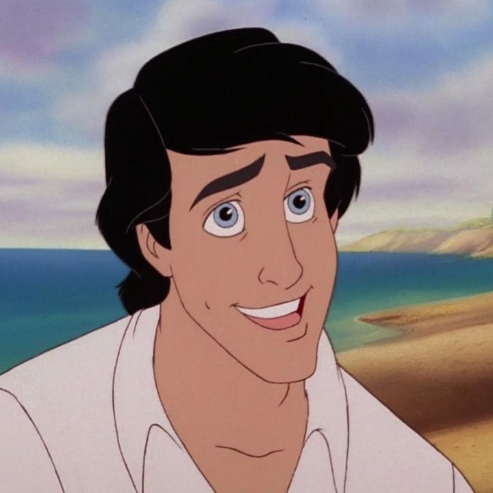 """Prince Eric in """"The Little Mermaid"""""""