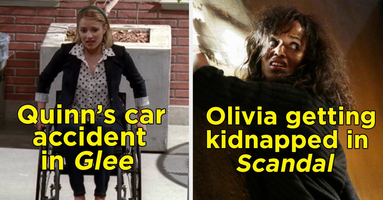 27 Storylines On TV Shows That People Could've Done Without