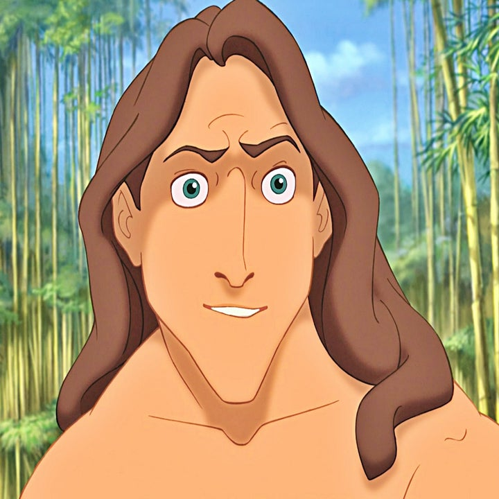 The one-and-only Tarzan
