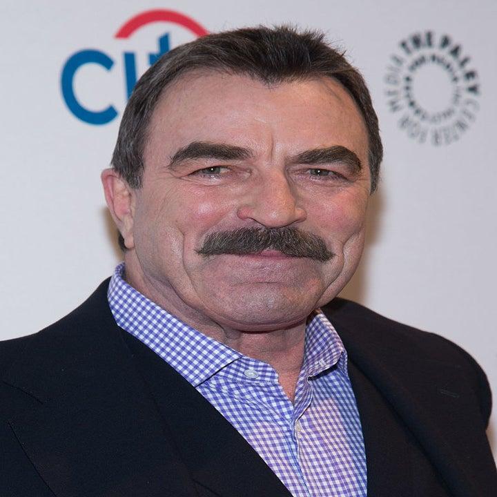 Actor Tom Selleck
