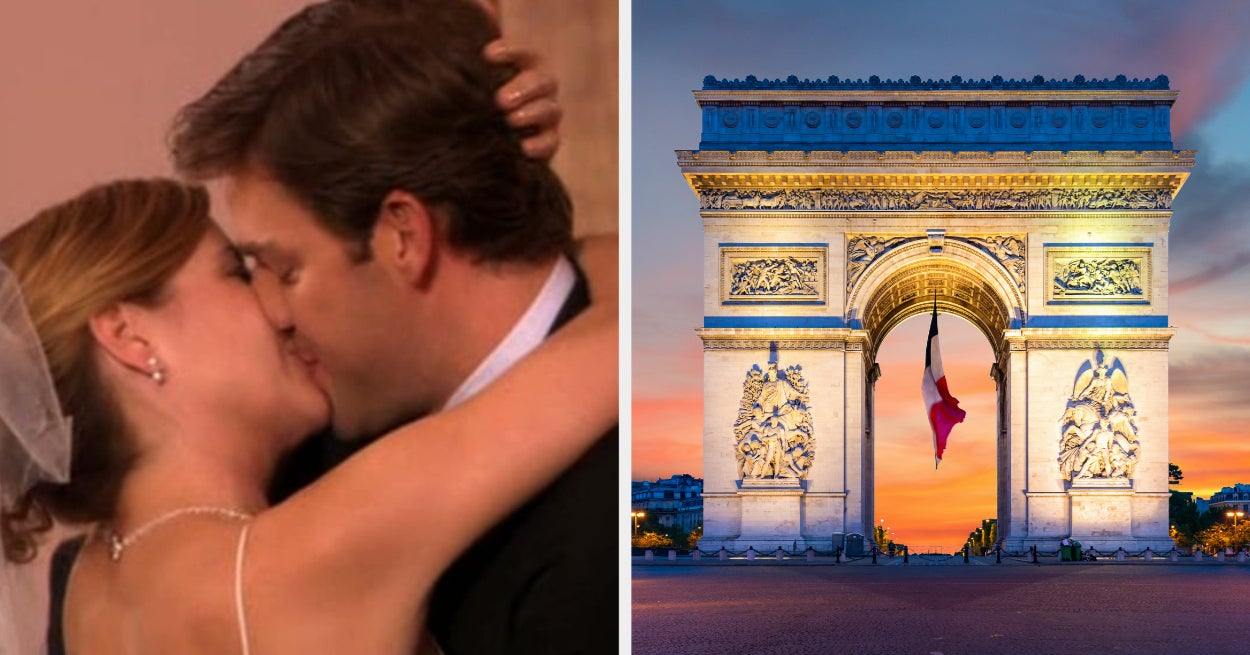 Plan Your Dream Wedding And We'll Give You A Honeymoon Destination - buzzfeed