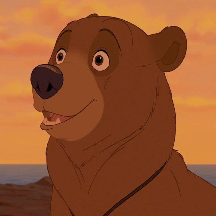 """Kenai from """"Brother Bear"""""""