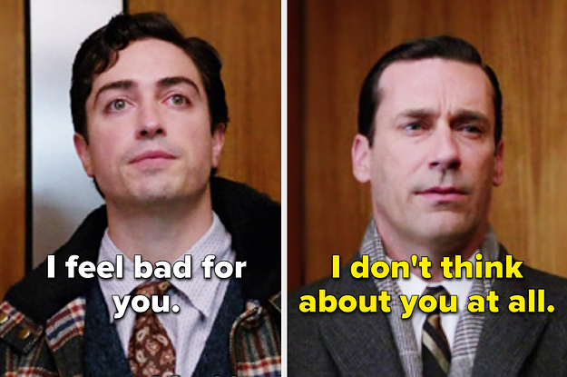 30 Of The Best TV Comebacks And Retorts Of All Time