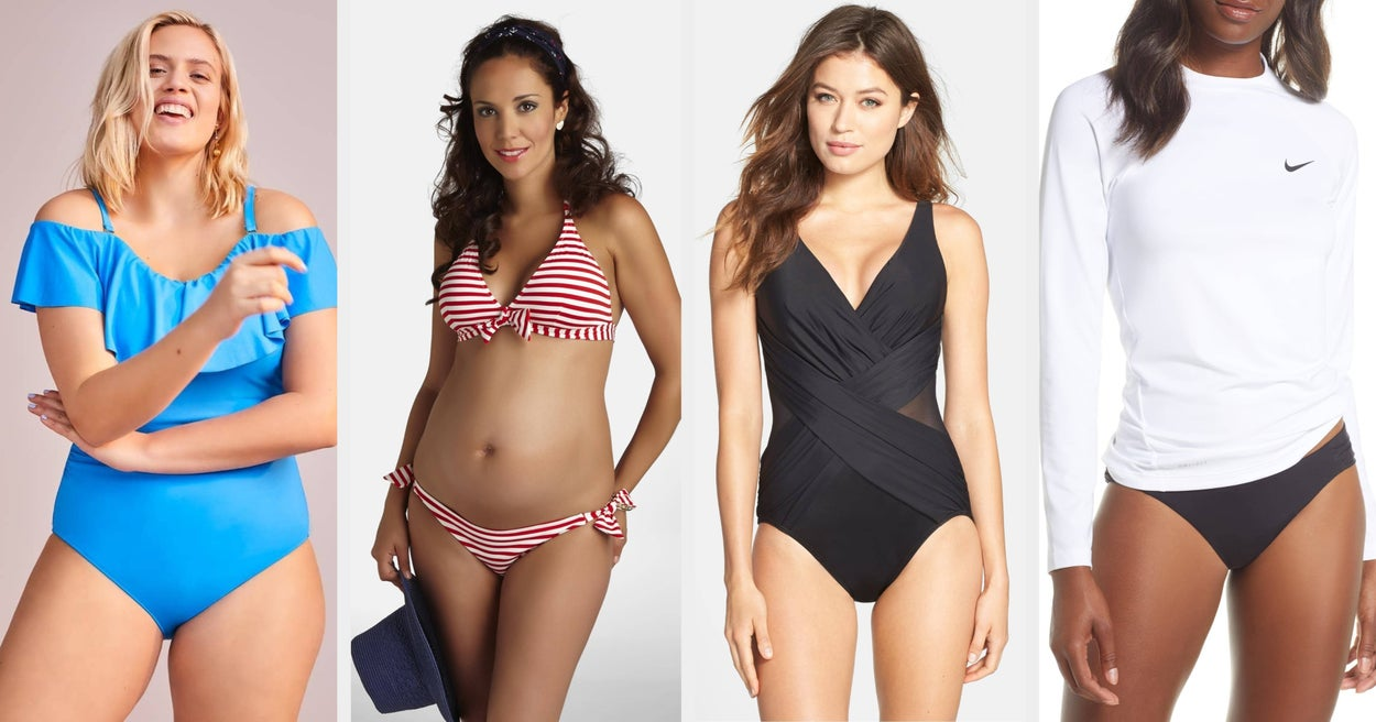 18 Swimsuits From Nordstrom That Reviewers Truly Love
