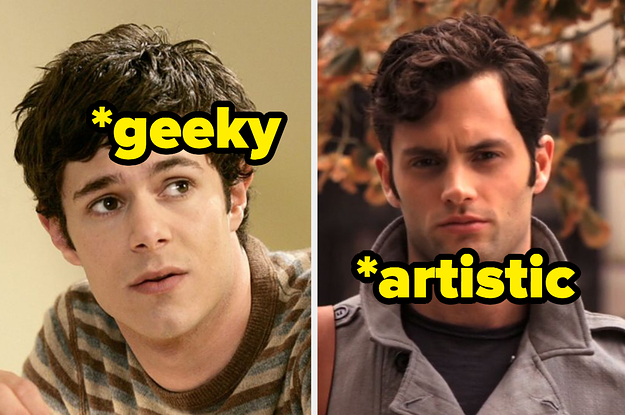 We Know Your Type Based On If You'd Date Or Dump These Teen Drama Men