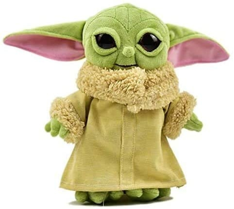 12 Best Baby Yoda Plush Dolls And Where To Buy Them