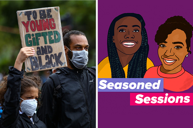 """""""Seasoned Sessions"""" Is The Brand New Podcast You Didn't Know You Needed"""