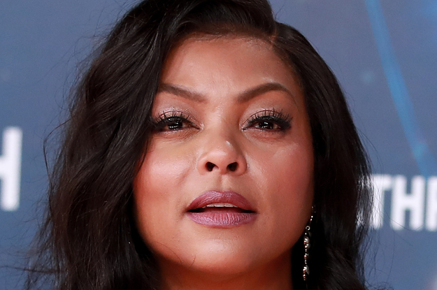 Taraji P. Henson Explained Why Terms Like