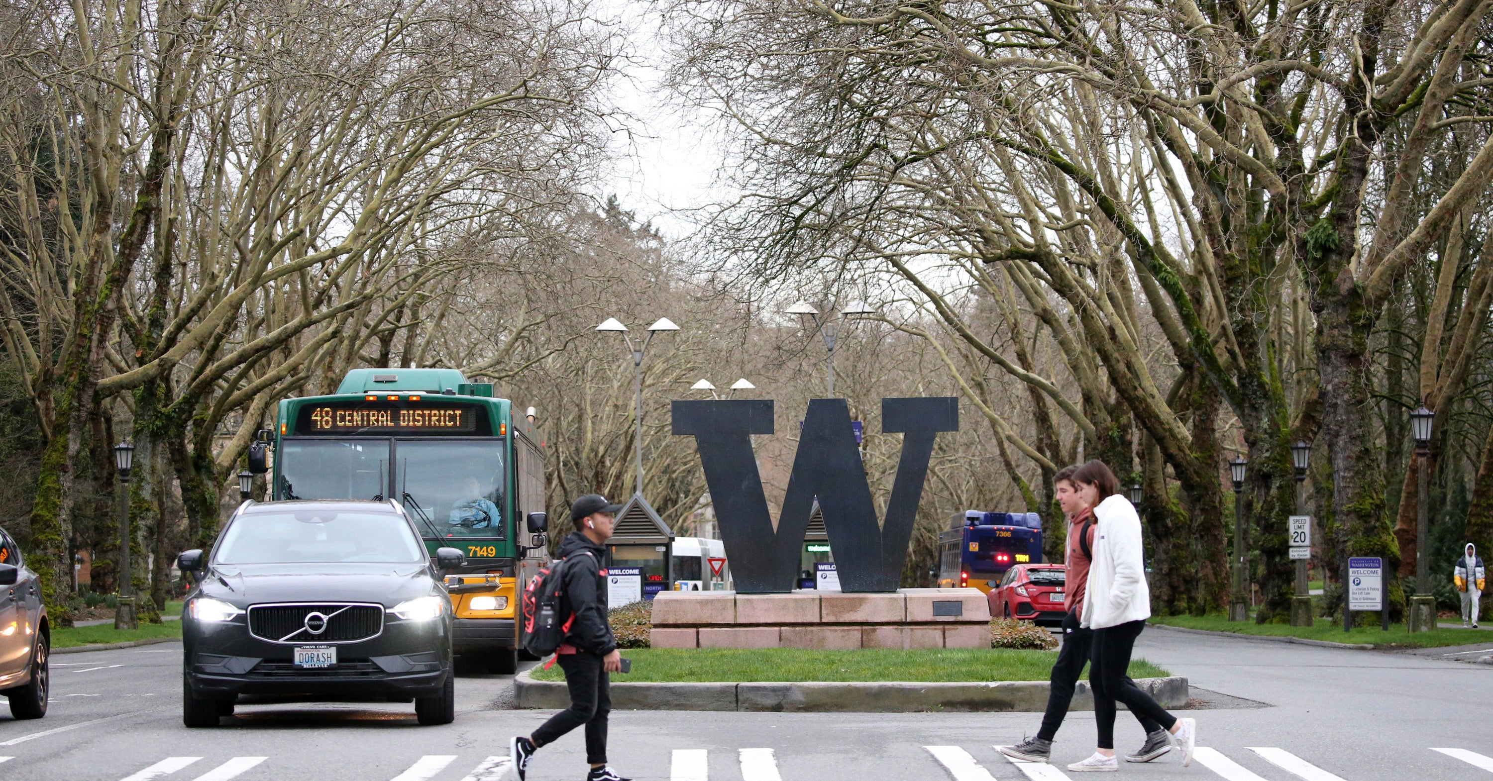 More Than 100 Fraternity Members At The University Of Washington Have Tested Positive For COVID-19