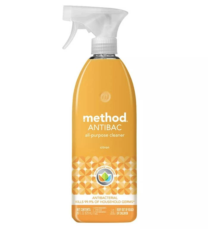 The all-purpose cleaning spray bottle