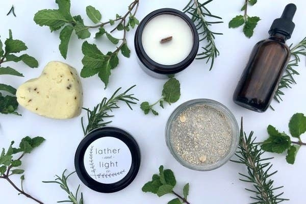 The Lather and Light Co. subscription