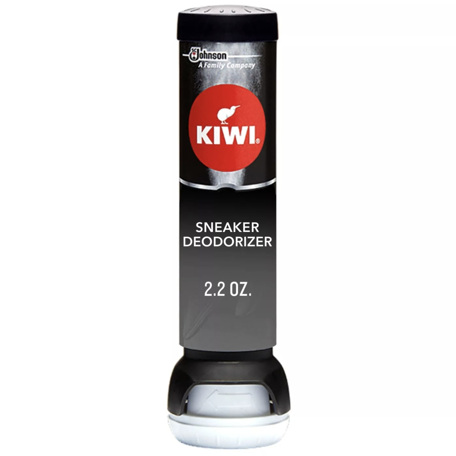 A tube of sneaker deodorizer