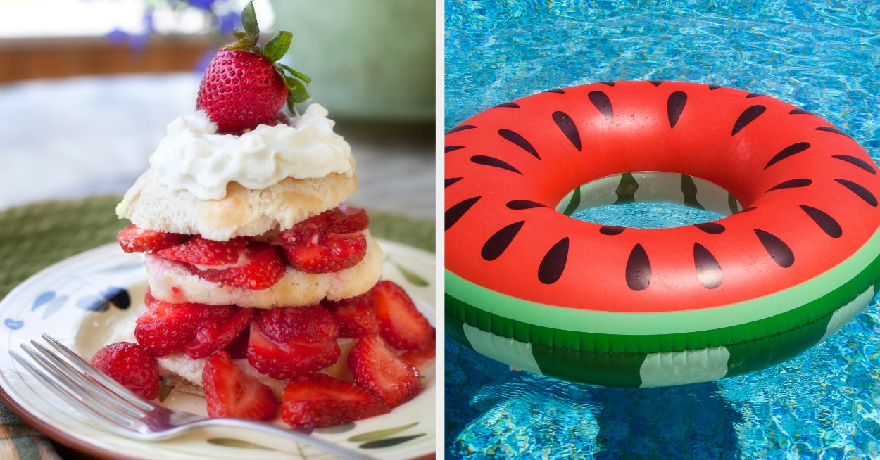 Choose 10 Of Your Favorite Desserts And We