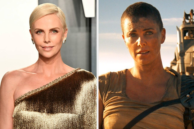 "Charlize Theron Said It's ""Heartbreaking"" Being Recast In ""Mad Max"" Prequel"