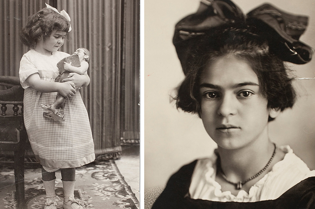These Pictures Capture What Frida Kahlo Was Really Like
