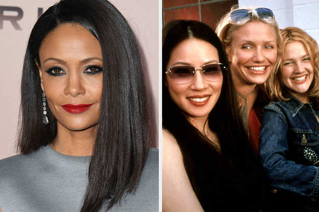 "Thandie Newton Turned Down ""Charlie's Angels"" In 2000 When They Wanted To Make Her Character A Black Stereotype"