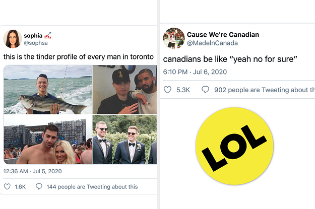 14 Funny Tweets From Canada That Are Making Me Howl
