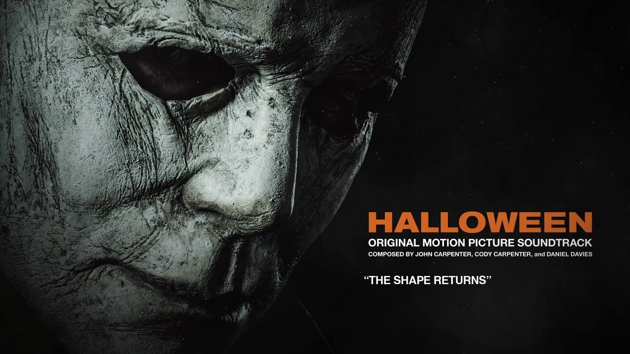 Soundtrack Cover for Halloween 2018