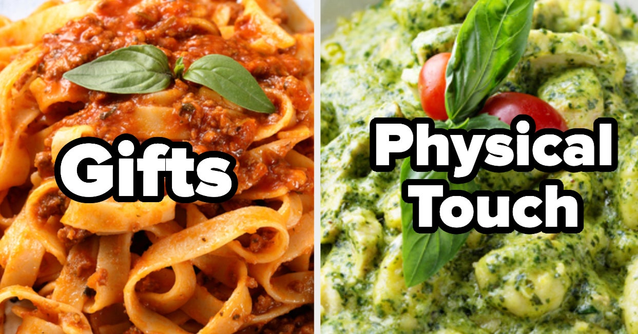"Say ""Yuck\"" Or \""Yum\"" To These 20 Pastas And We"