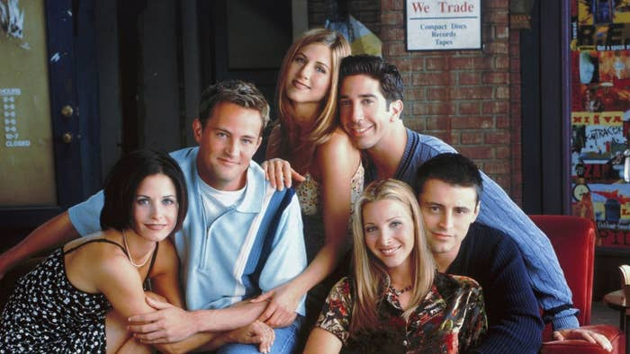 The show's main cast