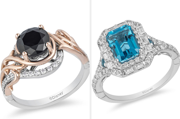 Sorry In Advance For How Difficult This Will Be, But It's Time To Choose Your Dream Engagement Rings