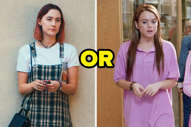 We Know How Old You Are Based On The Teen Movie Outfits You'd Wear