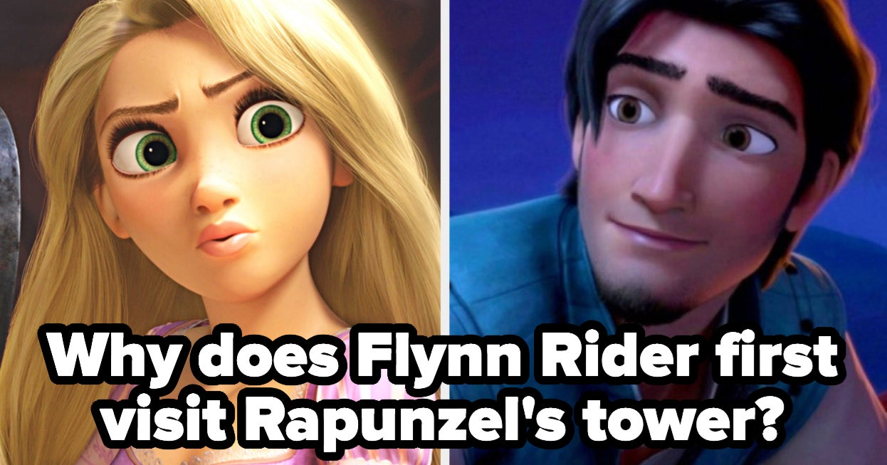 "This ""Tangled\"" Trivia Quiz Gets Progressively Harder With Each Question — Can You Answer Them All Correctly? - buzzfeed"