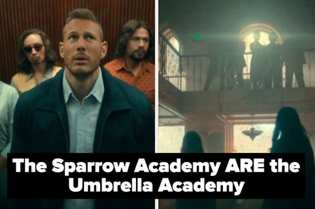 """13 Truly Fascinating """"The Umbrella Academy"""" Fan Theories"""
