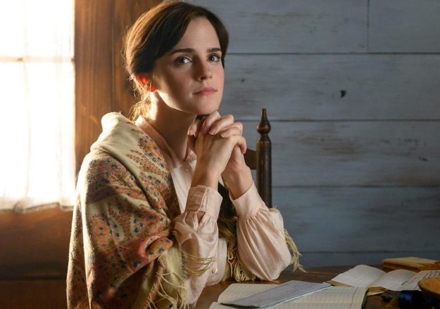 Emma Watson from Little Women, cottagecore icon