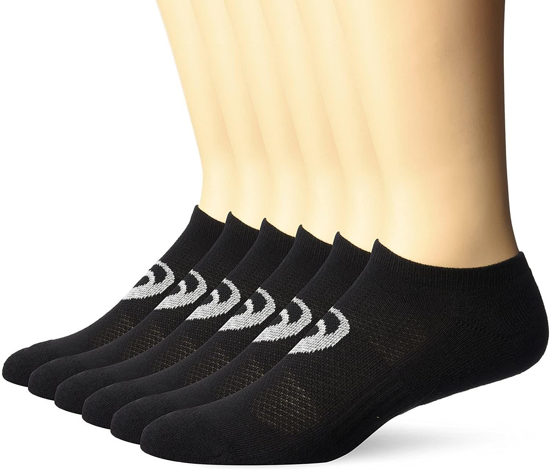 The socks in black