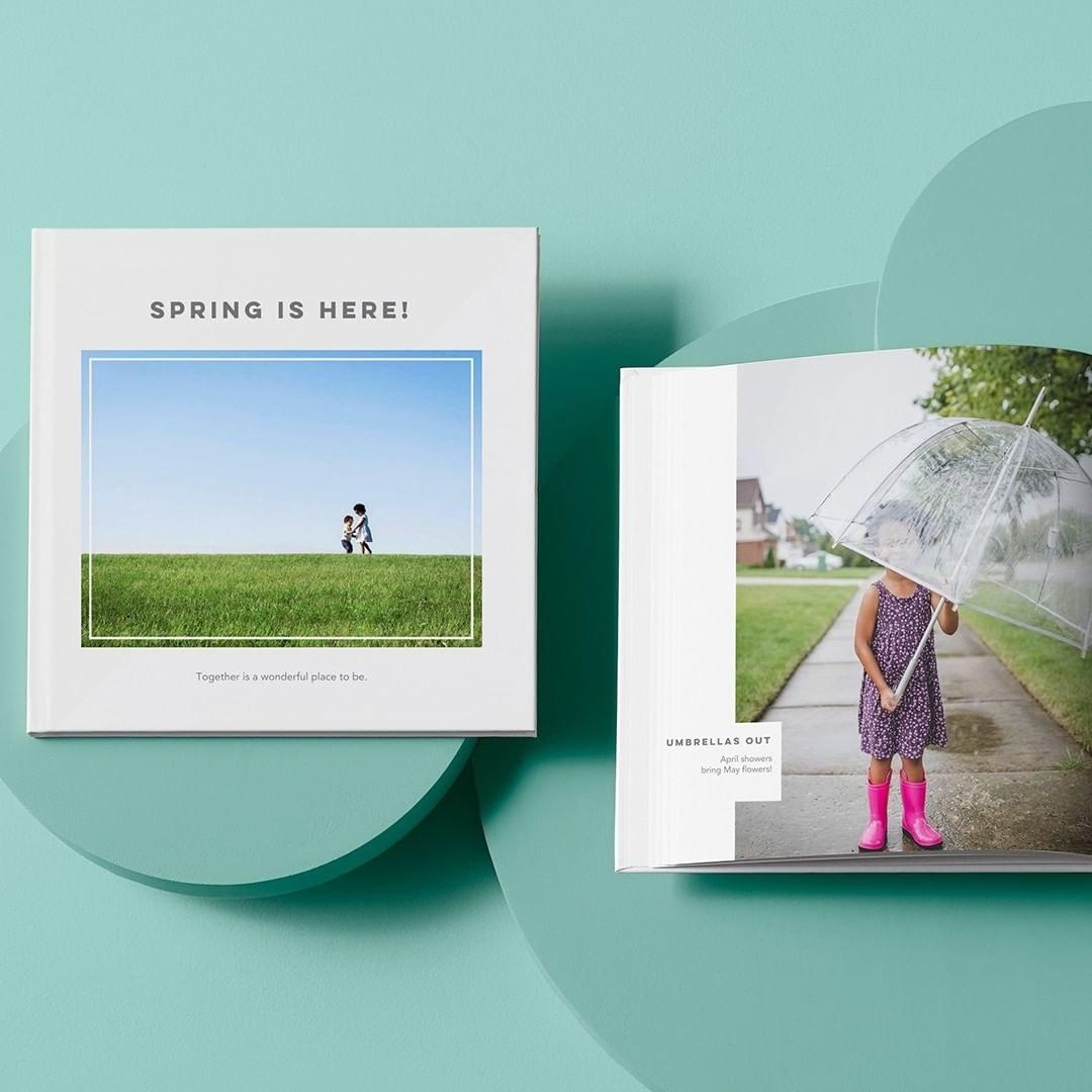 Spring edition photobook