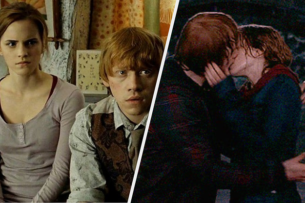 """Here Are The Hardest Ron And Hermione Questions From Every """"Harry Potter"""" Book — Can You Get All 14 Correct?"""