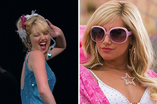 """Can You Pass This Sharpay Evans """"High School Musical"""" Quiz?"""