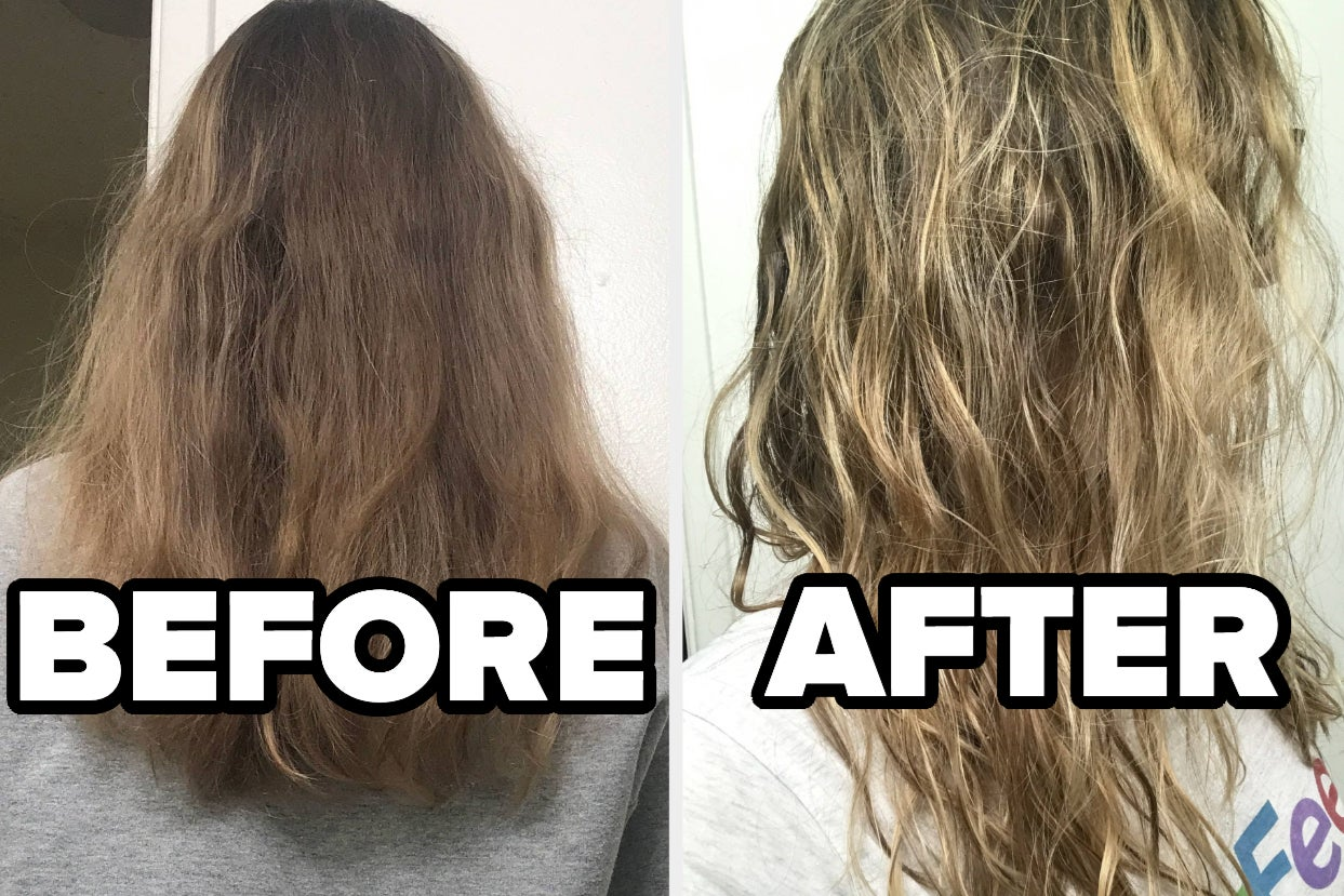 I Tried Different Wavy Hair Products That TikTok Made Popular To See Which Worked Best