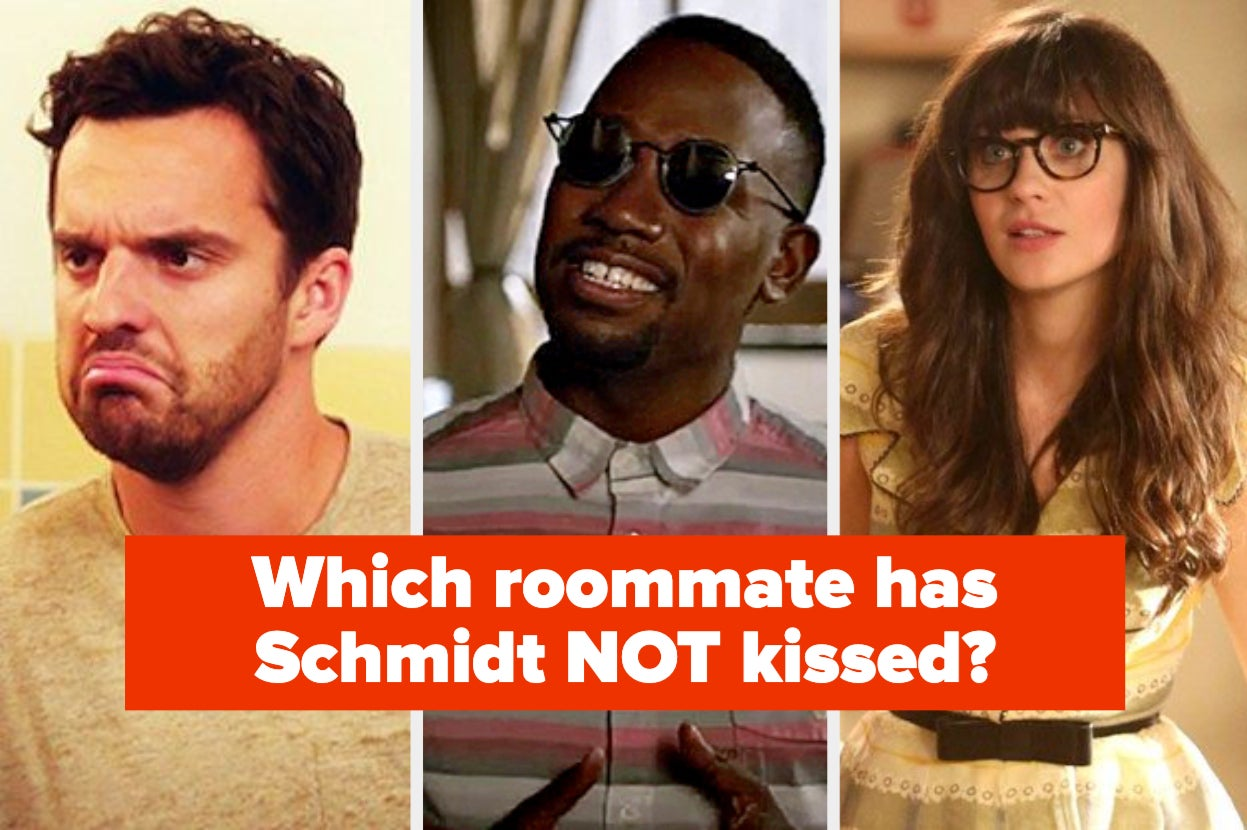 "Can You Answer These 10 Questions About Schmidt From ""New Girl""?"