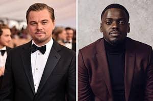 Leonardo DiCaprio and Daniel Kaluuya.