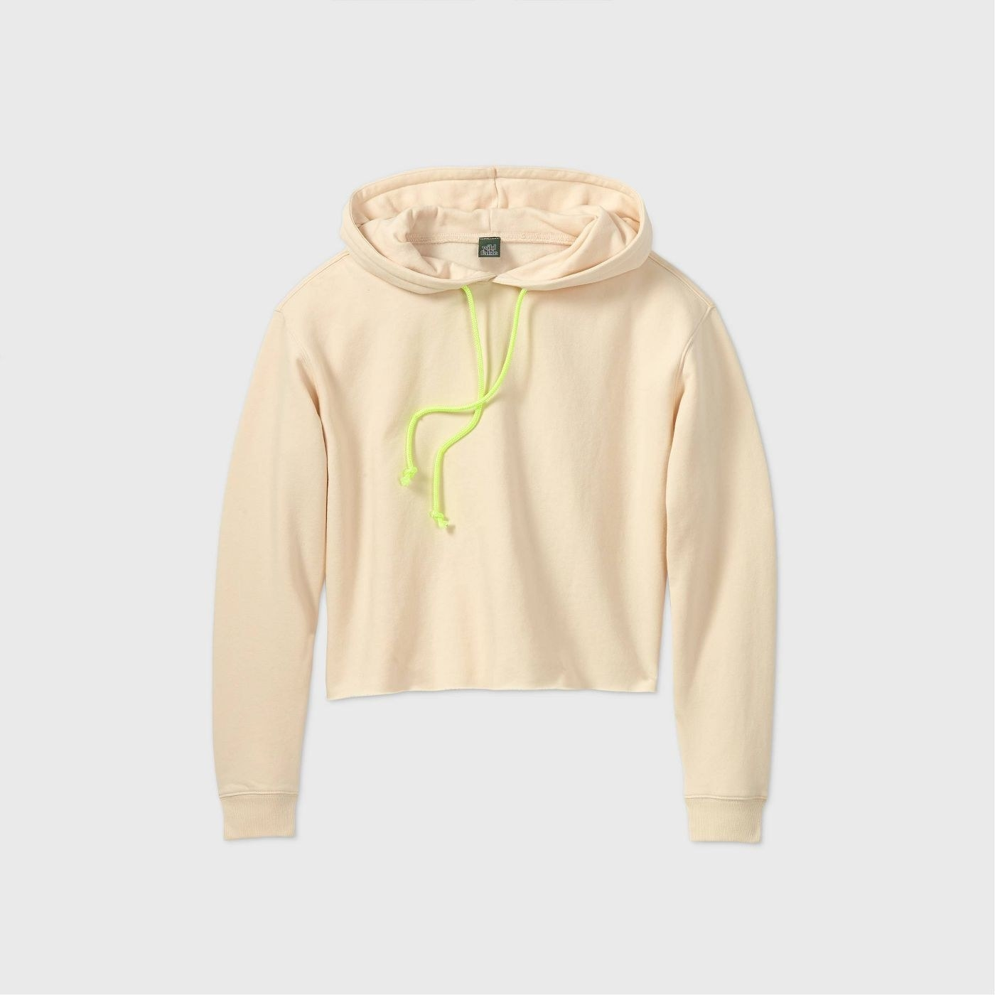 the stucco-colored hoodie