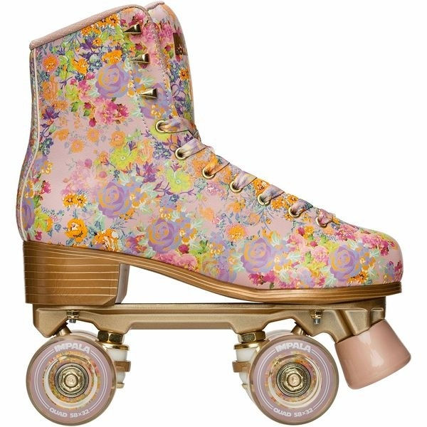 The IMPALA roller skate in Cynthia Rowley Floral