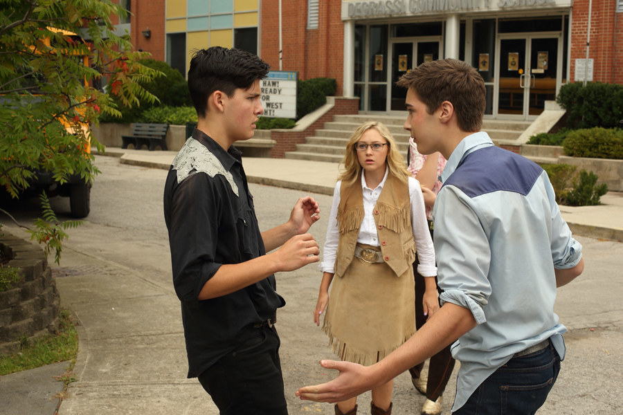 Zig and Miles fight over Maya