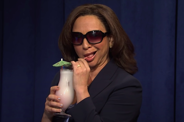 "Kamala Harris Is Biden's VP Pick, So Here Are Maya Rudolph's Best Impressions Of Her On ""SNL"""