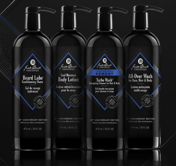 the Jack Black products