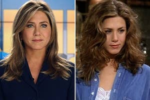 Jennifer Aniston in The Morning Show and Friends