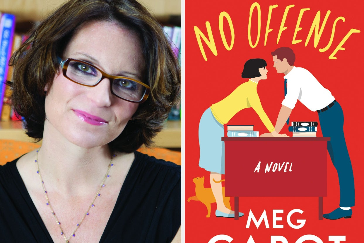 Meg Cabot Wouldn't Be A Writer If It Weren't For Her Elementary School Librarian
